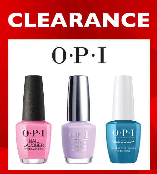 OPI Clearance