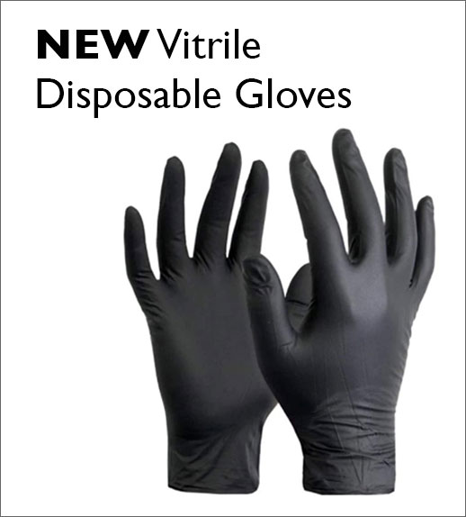 Vitrile Powder Free Gloves