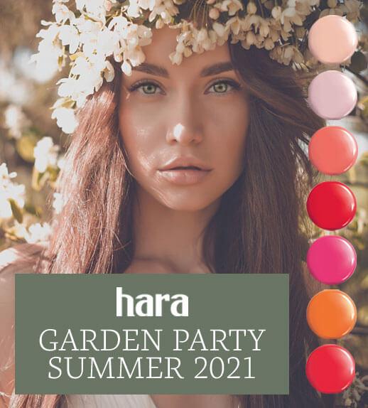 Hara Gel Polish Garden Party Collection