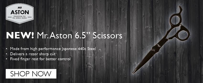 Mr Aston Offset Scissors