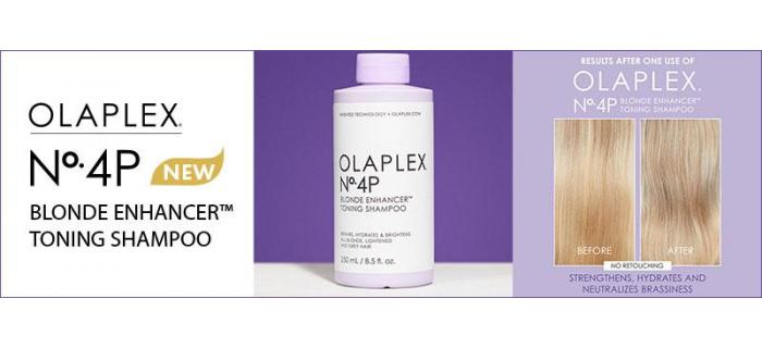 Welcome to the family OLAPLEX No.4P!
