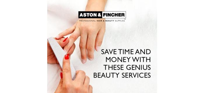 Cost effective, quick and easy nail and beauty treatments, perfect for your re-opening