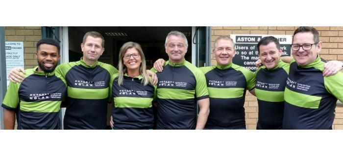 Charity Cycle Ride 2019