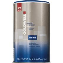 Goldwell Oxycur Platin Dust-Free Bleach, Blue 500ml