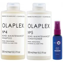 The Immaculate Collection - Olaplex & It's a 10 Miracle Leave-in