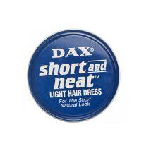 Dax Wax Short & Neat Light Hair Dress 99g, Blue