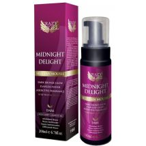 Crazy Angel Midnight Delight Dark Self-Tan Mousse 200ml