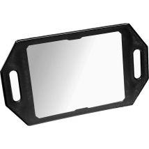 Kodo Two-Handed Back Mirror, Black