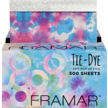 Framar Tie-Dye Pop Up Foil