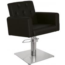 Edison Styling Chair, Black