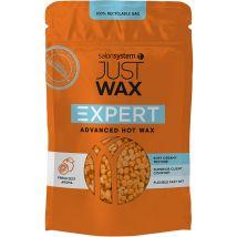 Salon System Just Wax Expert Hot Wax Cream 700g