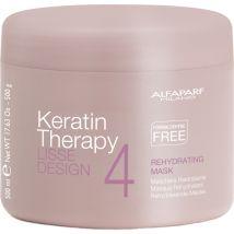 Alfaparf Lisse Design Keratin Therapy Rehydrating Mask 500ml