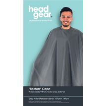 Head Gear Boston Cape, Grey