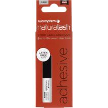 Salon System Naturalash Strip Adhesive Latex Free, Clear 4.5ml