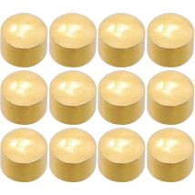 Caflon Gold Plated Ball Earrings, Mini (12)