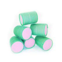 Head Gear Sleep Rollers, Green 46mm (6)
