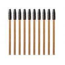 Eco-Friendly Disposable Bamboo Mascara Brushes (25)