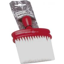 Head Jog 199 Neck Brush, Red