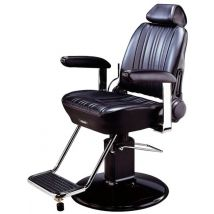 Takara Belmont Gt Sportsman Barbers Chair on SL-85C Base