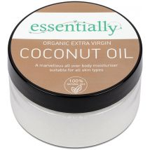 Essentially Virgin Organic Coconut Oil 175g