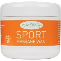 Essentially Sport Massage Wax 100g
