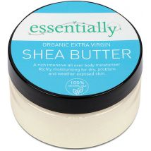 Essentially Virgin Organic Shea Butter 160g