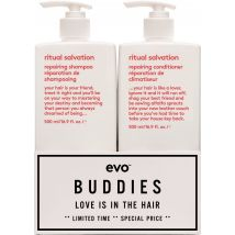 Evo Buddies Love Is in the Hair Duo