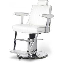 Takara Belmont Dainty Barbers Chair, Chrome Base