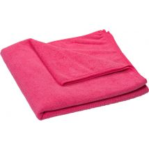 Head Gear Microfibre Towels, Hot Pink (12)