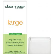 Clean+Easy Roller Heads, Large (3)