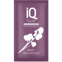 iQ No Yellow Shampoo Sachet, 15ml