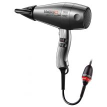 Valera Swiss Silent Jet 8600 Ionic Rotocord Hairdryer, Silver