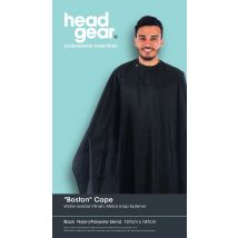Head Gear Boston Cape, Black