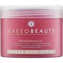 Kaeso Sugar Body Scrub, Pomegranate 450ml