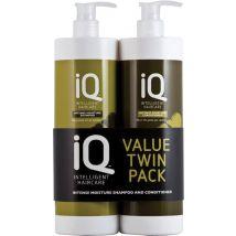 iQ Intense Moisture Twin Pack 1 Litre