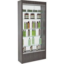 REM Quartz Glass Back Retail Unit