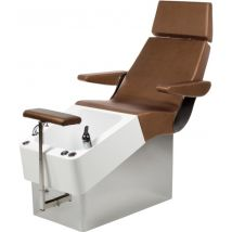 Gamma Spa Logic Streamline Pedi Spa Chair, With Shiatsu Massage (No Deck)