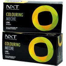 NXT Colouring Meche, Long Twin Pack (400)