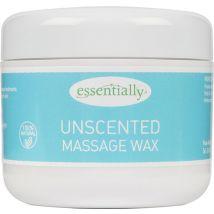 Essentially Unscented Massage Wax 100g