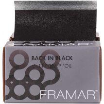 Framar Back in Black Pop Up Foil