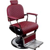 Alpeda Leo Kap Red Barber Chair