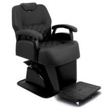 Alpeda Hercule X Black Barber Chair