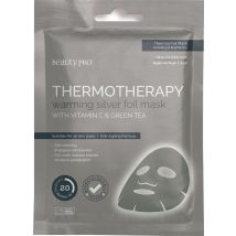 Beauty Pro Thermotherapy Warming Silver Mask