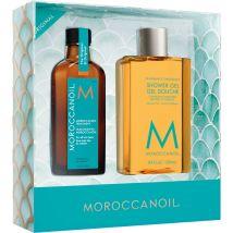 Moroccanoil Treatment Original & Shower Gel Duo