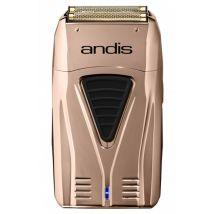 Andis ProFoil Lithium Plus Titanium Foil Shaver, Copper