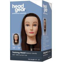 "Head Gear Practice Head, 14-16"""