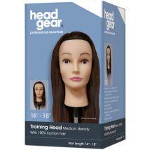 "Head Gear Practice Head, 16-18"""