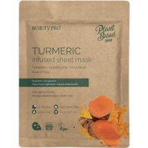 Beauty Pro Turmeric Infused Sheet Mask
