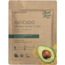 Beauty Pro Avocado Infused Sheet Mask