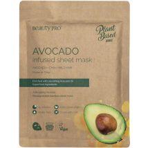 Beauty Pro Avocado Infused Sheet Mask
